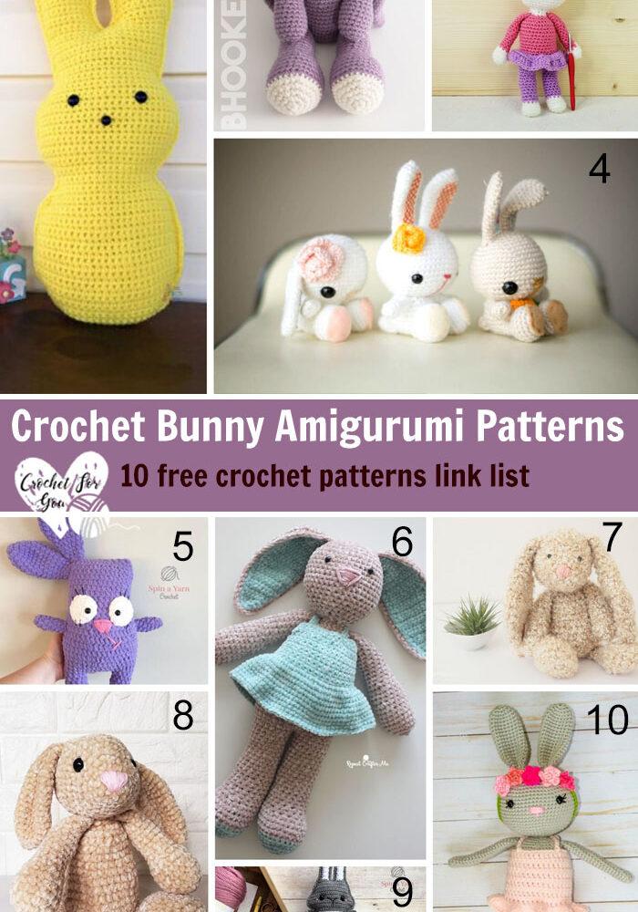 Luna Unicorn Doll crochet doll pattern amigurumi | Yumigurumi ... | 1000x700