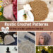 Rustic Crochet Patterns Link List