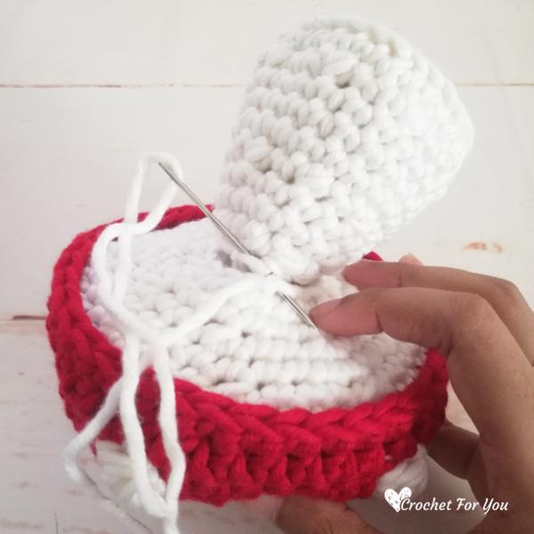 Crochet Mushroom Free Pattern