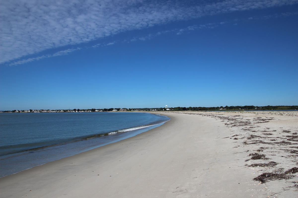 Time To Think Summer: Sandy Point Update