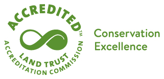 Land Trust Alliance Accredited