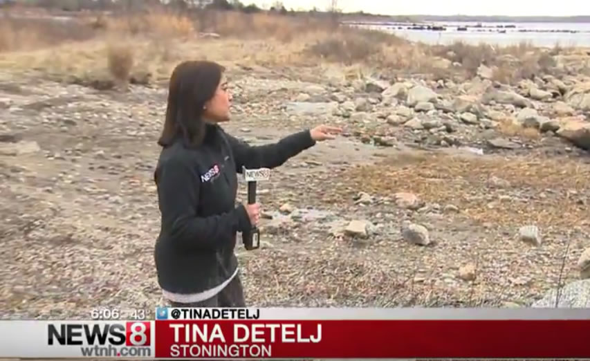 Local Environmentalists Concerned About The Climate At The Top (WTNH)