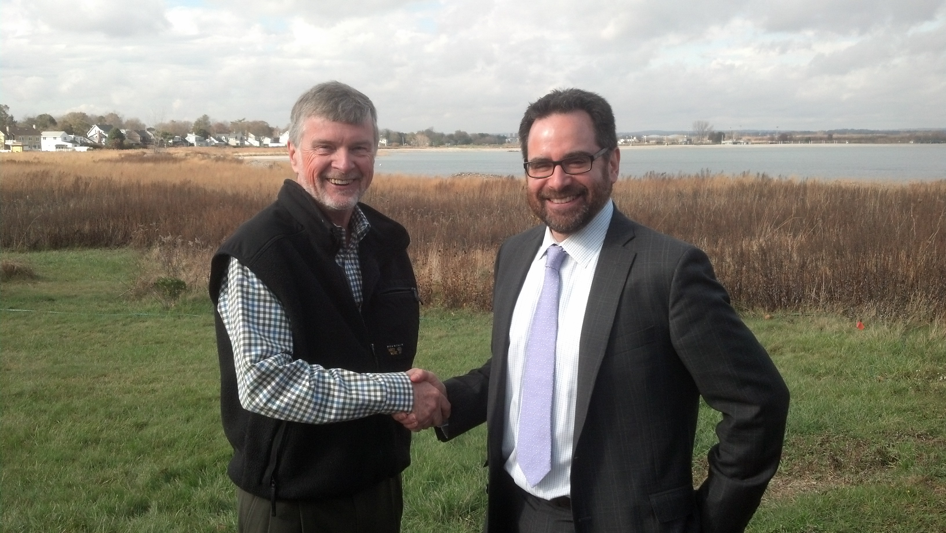 Grant To Fund Coastal Resilience Management Plan For Dodge Paddock/Beal Preserve