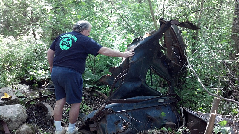 Volunteers In Focus: Dean's Auto Recycling