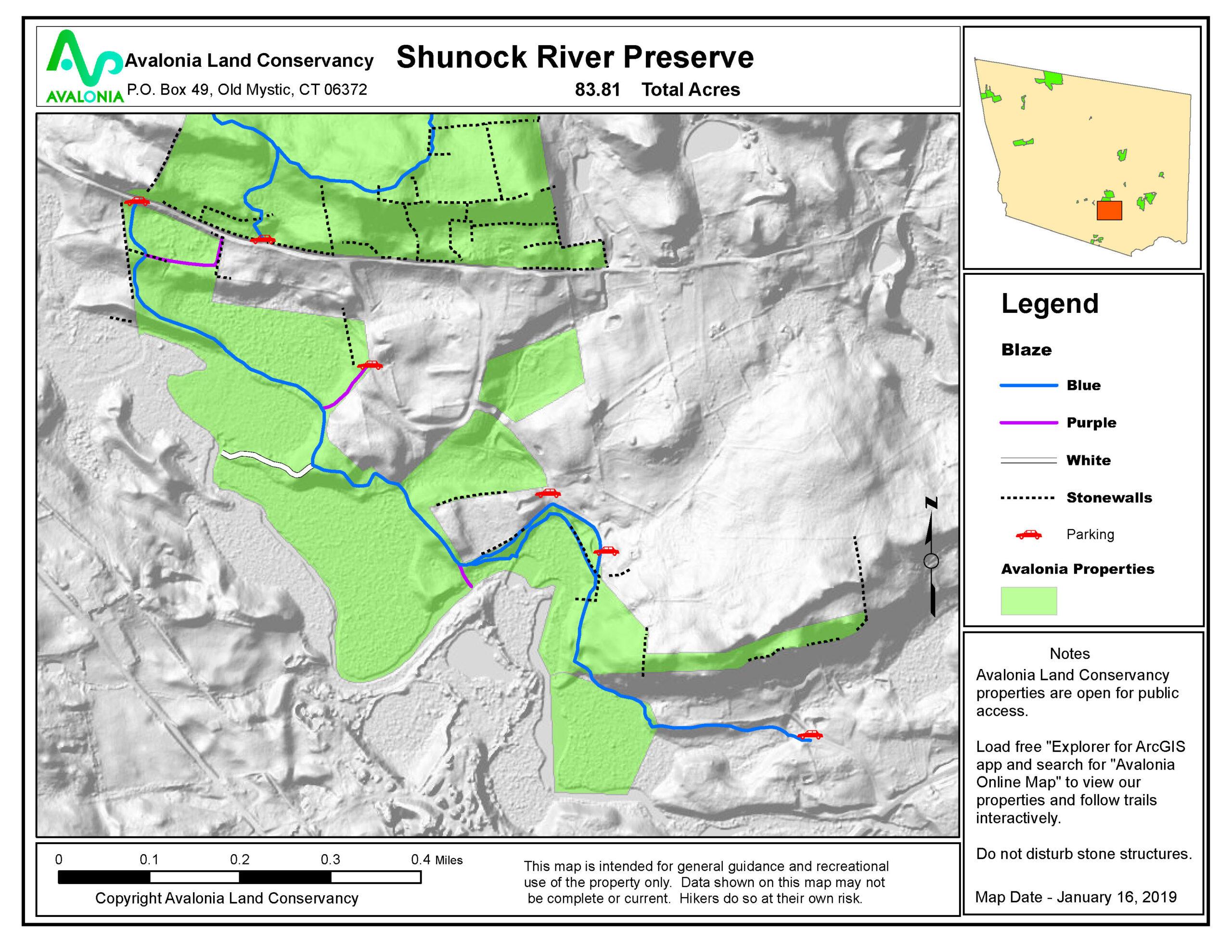 Shunock River Preserve