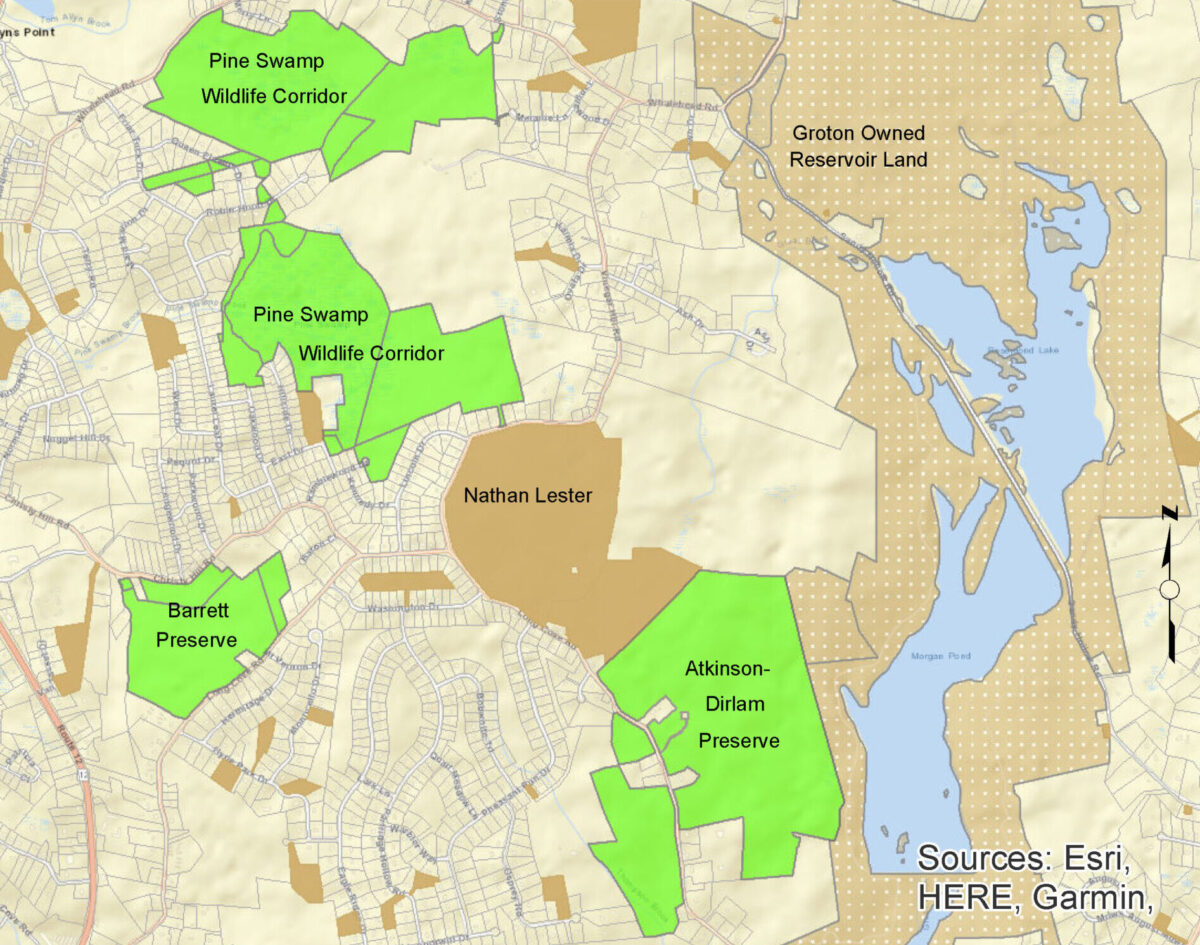 Avalonia Closes On Two Preserves Adding 228 Acres Of Greenway