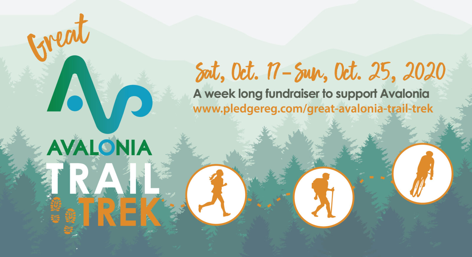 Announcing The Great Avalonia Trail Trek!