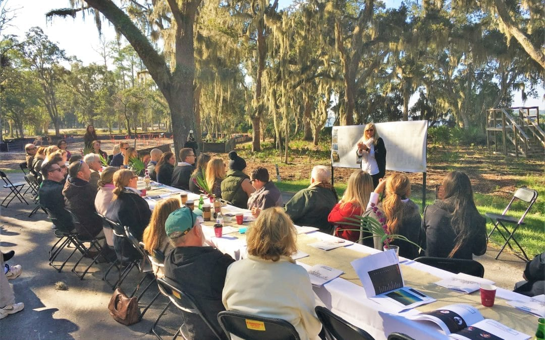 The 2019 Southern Living Idea House – Kick Off Event