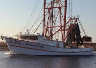 MISS Marilyn Louise shrimp boat