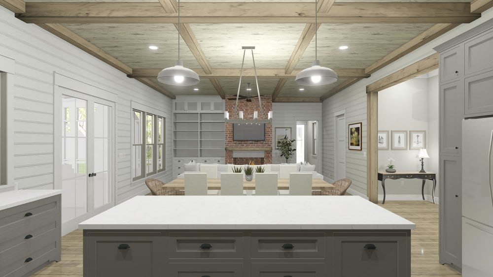 Kitchen+to+Great+Room