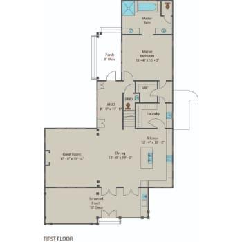 Stillwater - 1st Floor 350