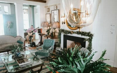 Happy Holidays from Crane Island and the 2019 Southern Living Idea House!