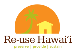 Re-use Hawai'i Logo