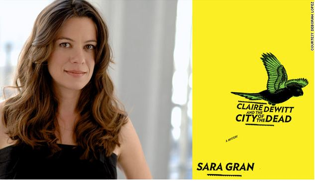 Claire DeWitt and the City of the Dead  —- Sara Gran
