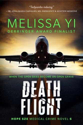 Book Review: Death Flight by Melissa Yi