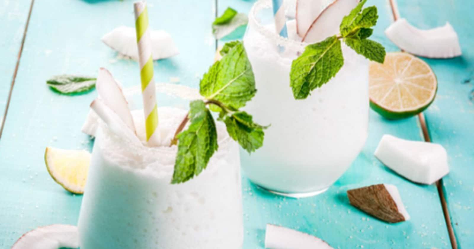 Coconut-Mojito