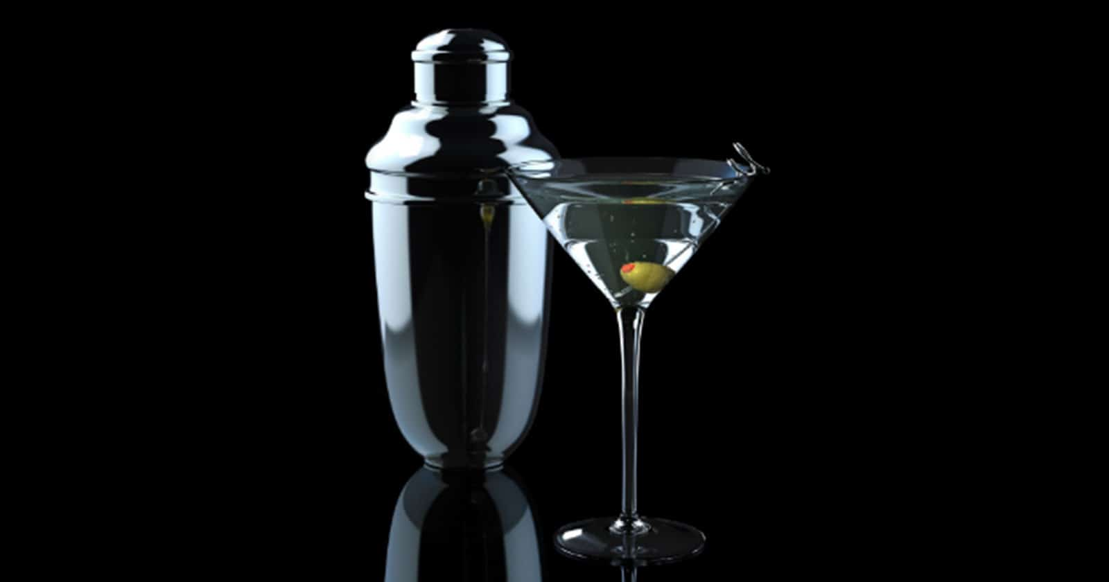 vodka-martini