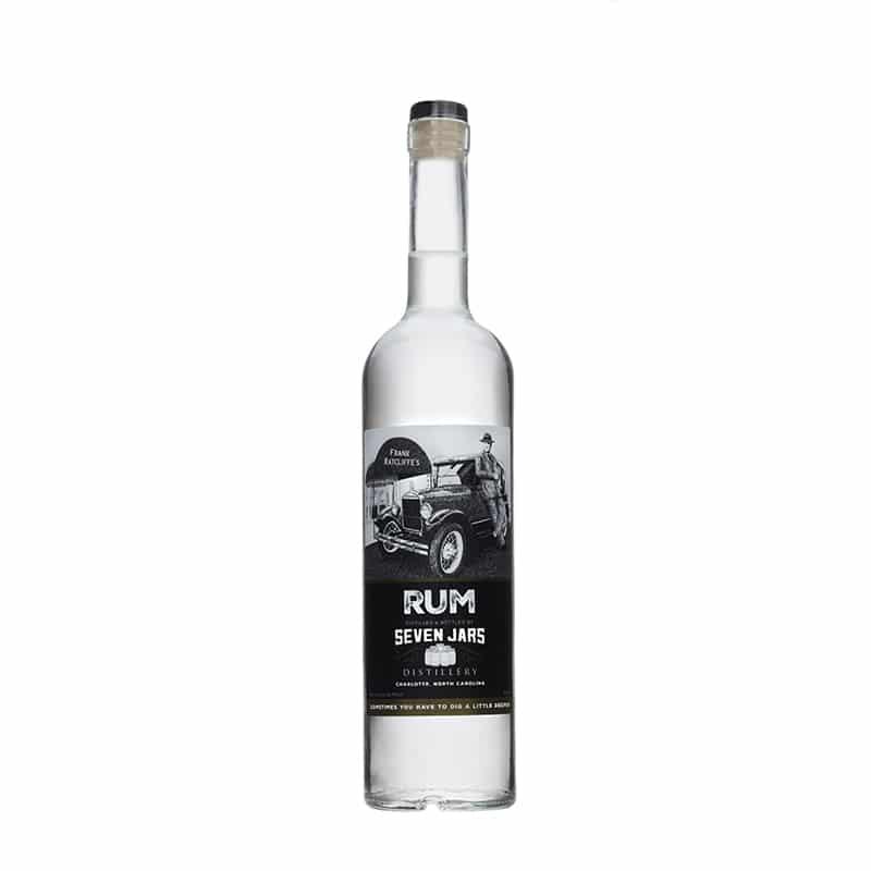 Seven Jars Rum