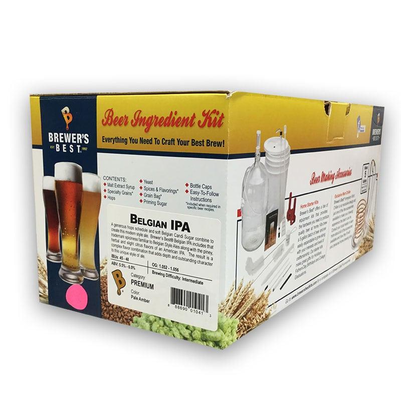 Brewer's Best Ingredient Kit Belgian's IPA