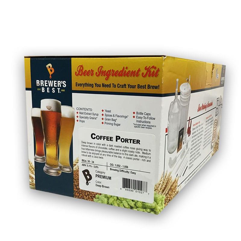 Brewer's Best Ingredient Kit Coffee Porter
