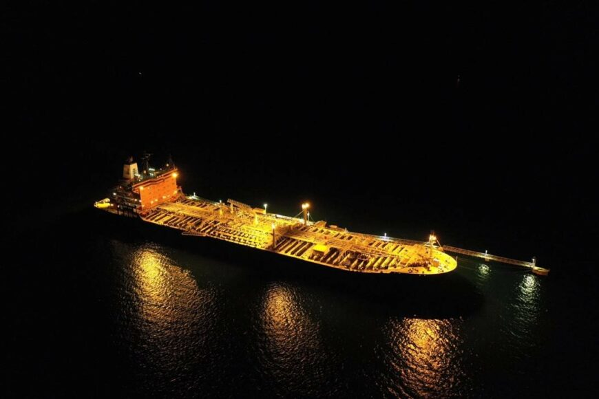 WIOC RECEIVES APPROVAL FOR NIGHT-TIME BERTHING OPERATIONS