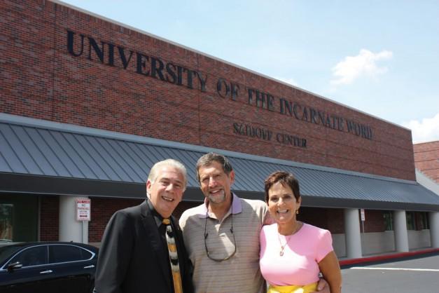 Debbie and Naty Saidoff Center celebrates grand opening