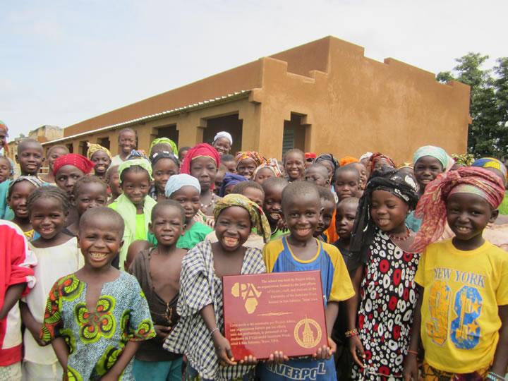 Project Africa school opens
