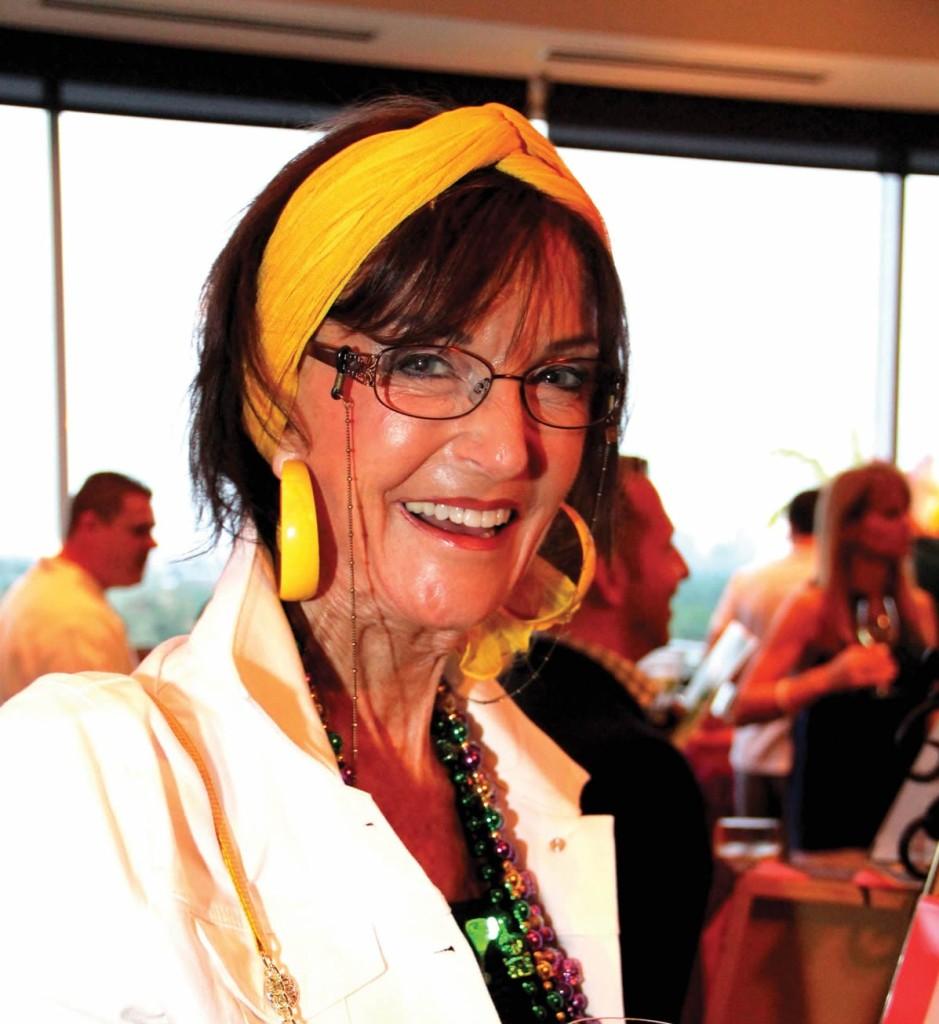 Development Board Member Donna Muslin.