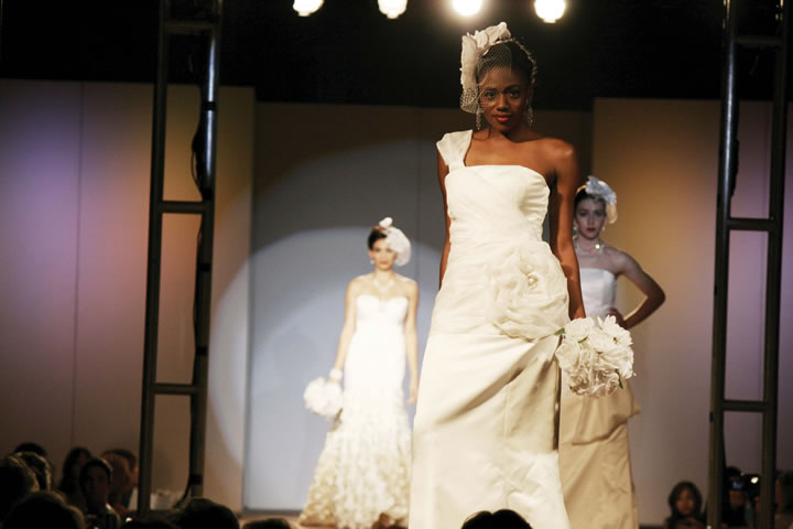 Winning designs hit the runway at the 2013 Cutting Edge Fiesta® Fashion Show