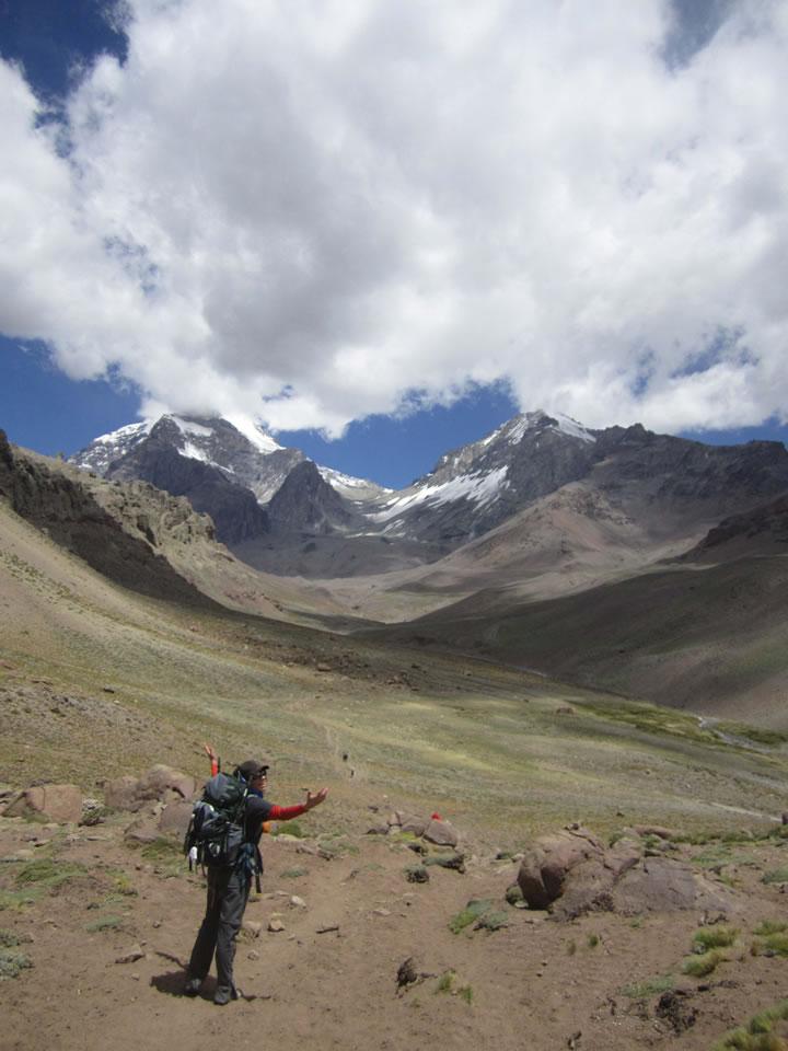 Alumna aspires to climb the Seven Summits
