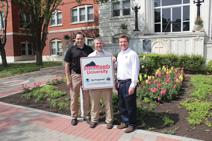 UIW named StormReady® University