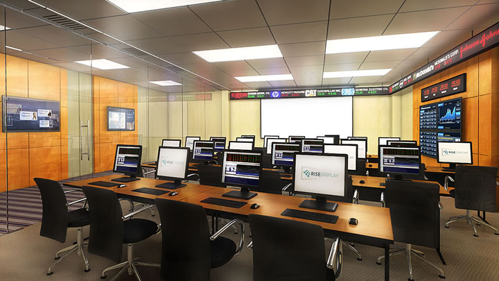 H-E-B School of Business set to open finance lab
