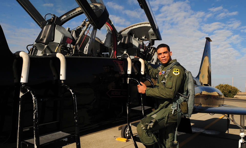 Flight surgeon destined to help and empower others
