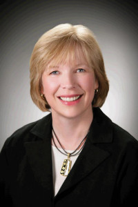 Dr. Robyn Phillips-Madson, founding dean of UIW's School of Osteopathic Medicine