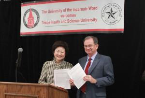 UIW - THSU Press Conference