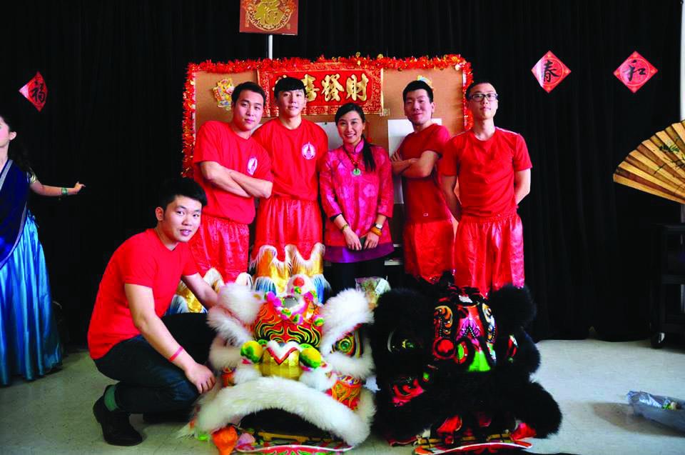 UIW's Lion Dance connects a community