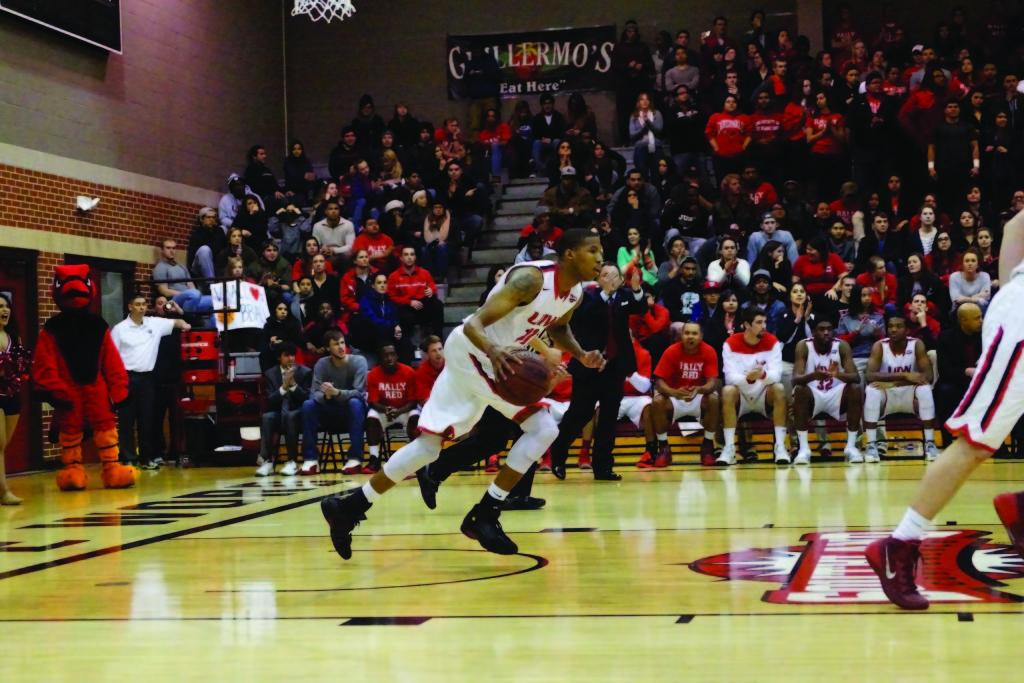 Denzel Livingston 3 -Basketball Sidebar