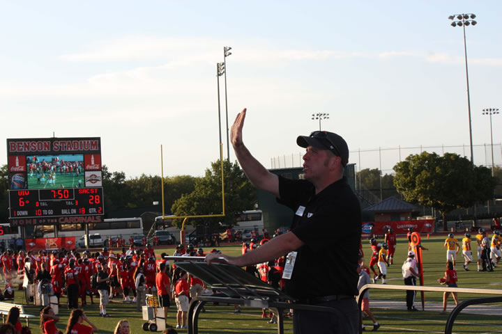 UIW welcomes new band director