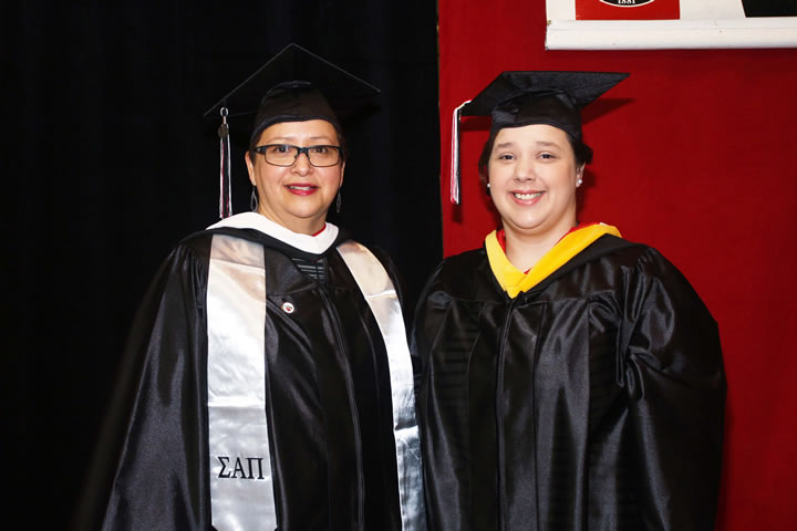Mother and daughter achieve dreams and open new doors