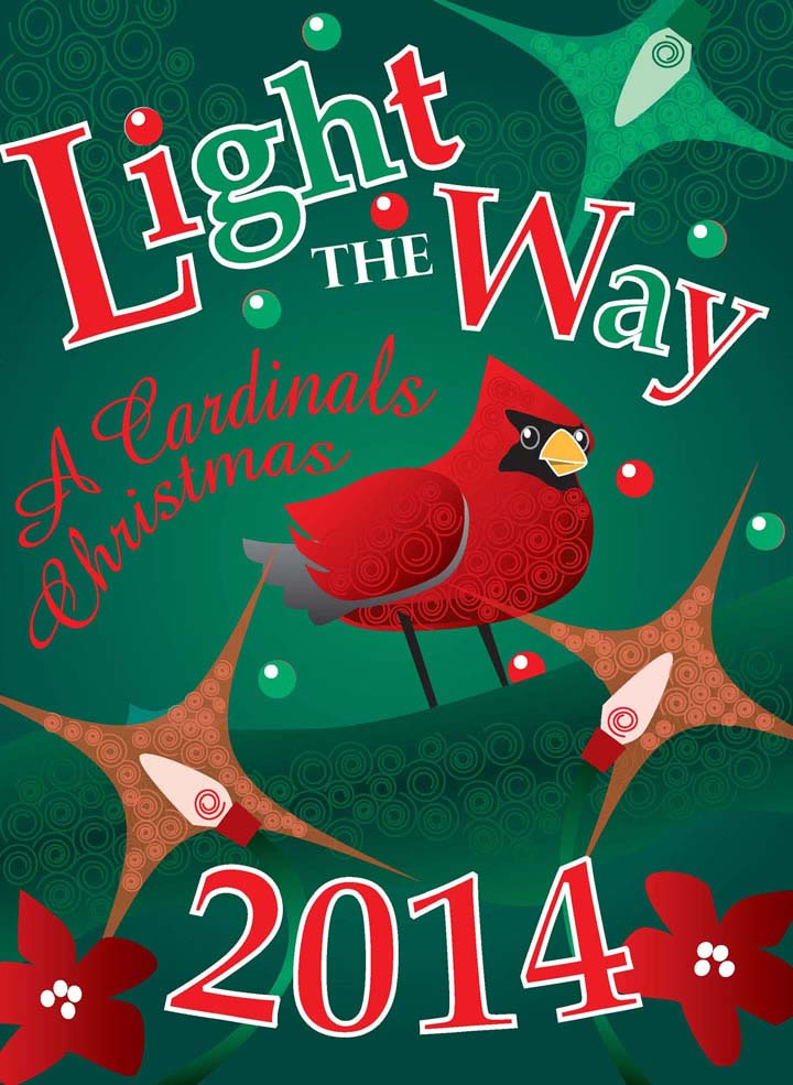 28th Annual Light the Way: A Cardinals Christmas