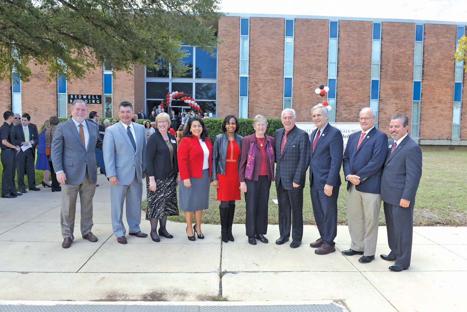 UIW kicks off renovations for medical school facility at Brooks City Base