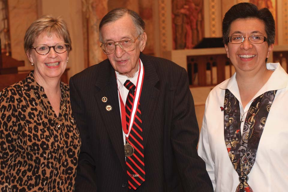 UIW celebrates 21st annual Heritage Day and McCracken's 50 years