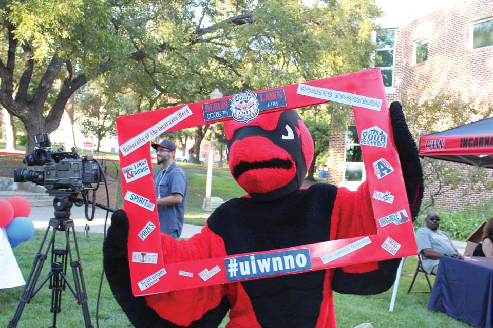 UIW hosts National Night Out event