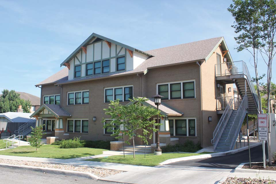 New residence hall named in honor of Watson