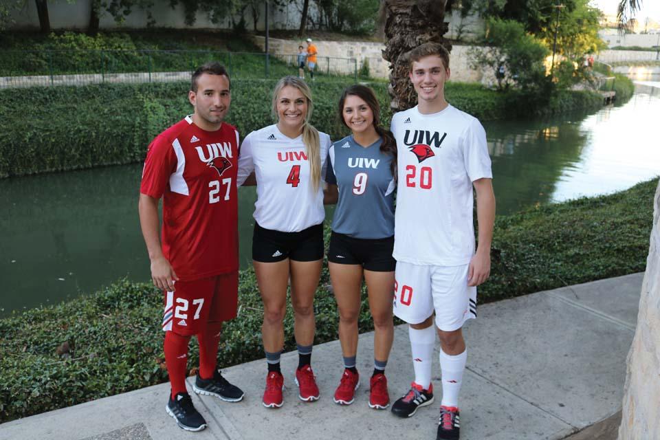 UIW Cardinals unveil new uniform