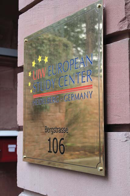UIW's European Study Center recognized by College Magazine and Abroad101
