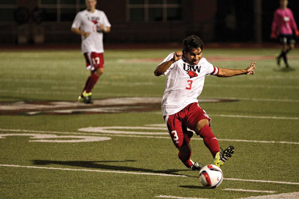 UIW vs. CIW Soccer