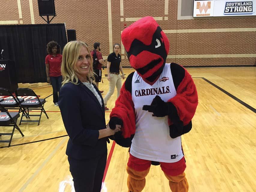 Smith named Women's Basketball Head Coach