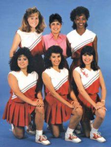 Pictured: (top, L-R) Angela Schnurr, Aranda-Naranjo, Kris Shields, (bottom, L-R) Stephanie Casanova, Quesada, and Laura Perez.