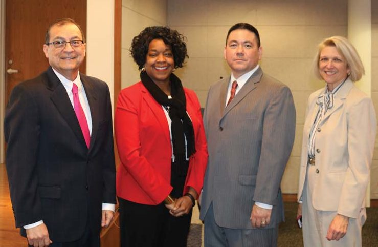 UIW hosts a discussion with Paula Gold-Williams
